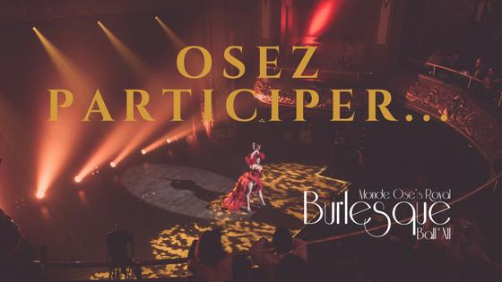 Monde Osé's Royal Burlesque Ball