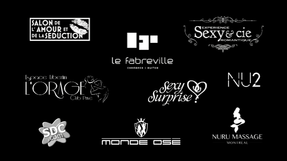 Monde Osé, Bal Érotique, Sponsorships, Montreal
