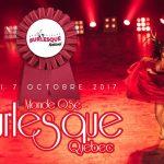 Monde Osé, Burlesque Ball, Quebec