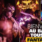 Magazine Dernière Heure, Monde Osé, Bal Érotique, Montreal