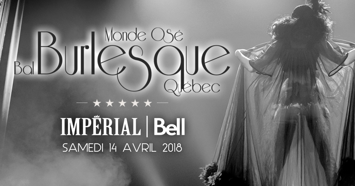 Bal Burlesque QC
