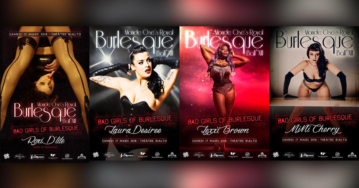 Burlesque 2018