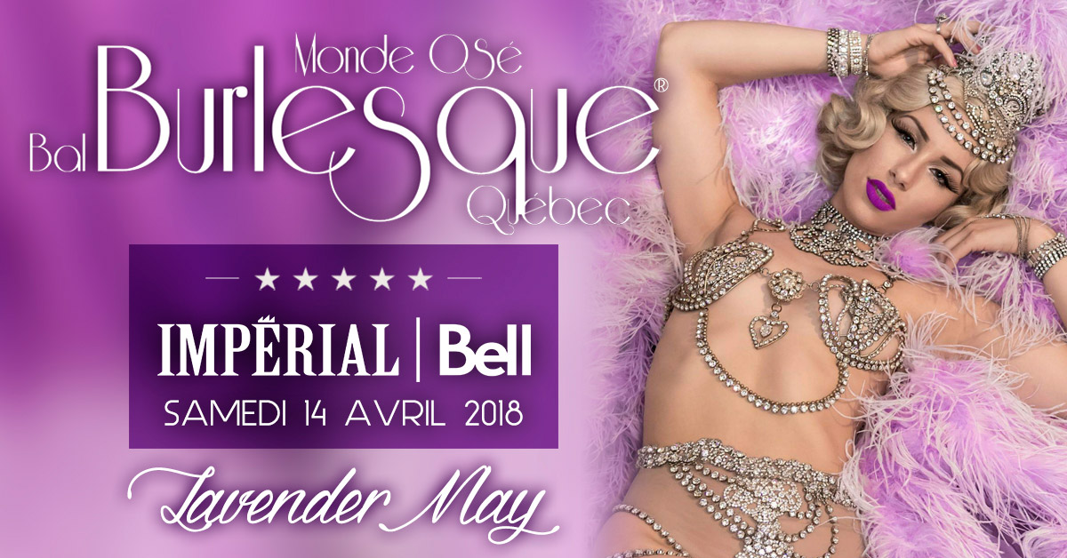 Lavender May Burlesque
