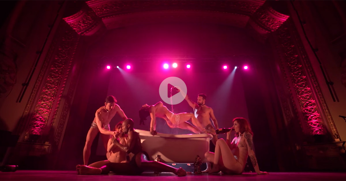 Monde Osé Presents: The Royal Burlesque Ball XIII - Bad Girls Of Burlesque - Official Event Video