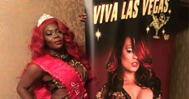 The Foxy Lexxi - Miss Viva Las Vegas 2018