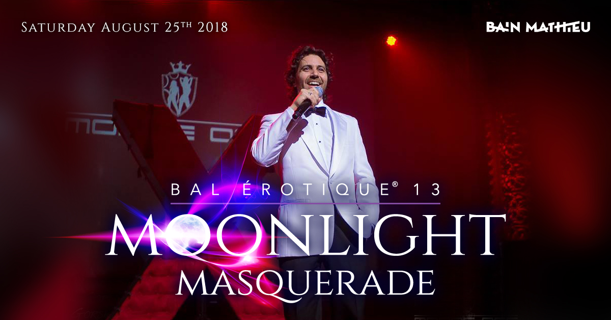 Moonlight Masquerade - The Last Bal Érotique