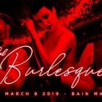 Burlesque Ball 2019 MC and DJ's