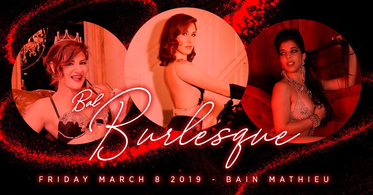 Bal Burlesque 2019