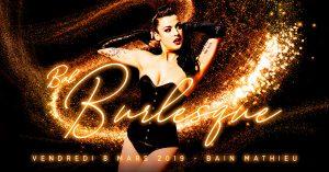 Bal Burlesque 2019 - Laura Desiree