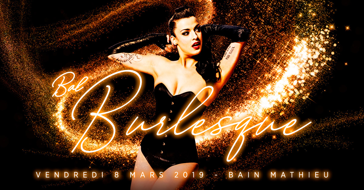 Bal Burlesque 2019 - Laura Desiree