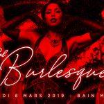 Artistes de la soirée Bal Burlesque 2019
