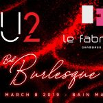 Bal Burlesque 2019 - Sponsors - Le Fabreville and NU2