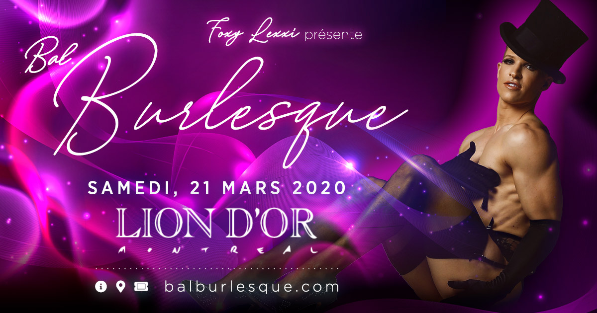 Bal Burlesque 2020 - Jake Dupree